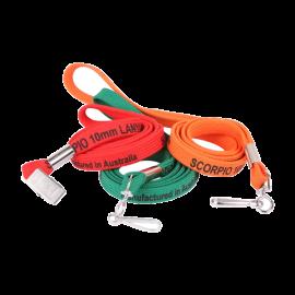 Lanyard Scorpio 10mm Tubular
