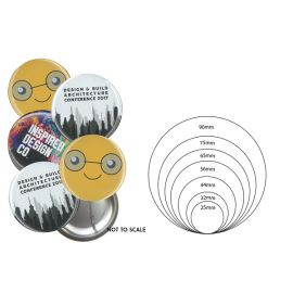 56mm Button Badge