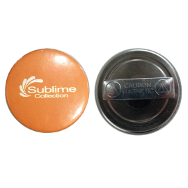 58mm Button Badge Magnet Clip