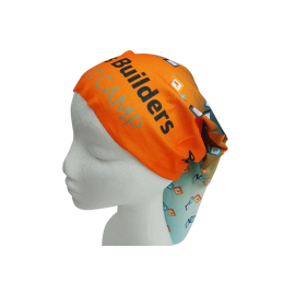 Sublimated Polyester Bandanas