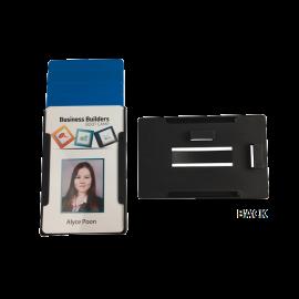 Rigid Black Proximity or Multiple Card Holder