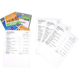 Delegate C5 Printed Envelopes