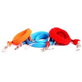 Leo Plain 10mm Lanyard with Double Hooks