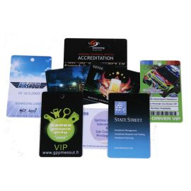Membership Loyalty Cards Indent