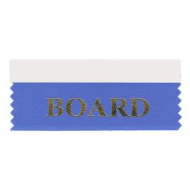 Board Ribbon