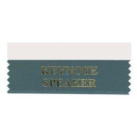 Keynote Speaker Ribbon