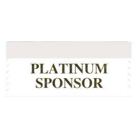 Platinum Sponsor Ribbon