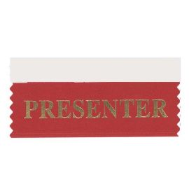 Presenter Ribbon