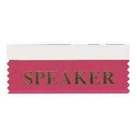 Speaker Ribbon