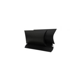 Small Matt Black Pillow Box
