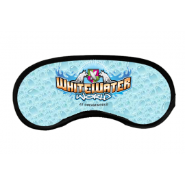 Full Colour Print Eye Mask
