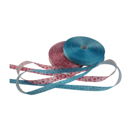 Custom Printed Gift Ribbon 15mm