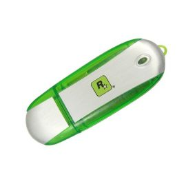Translucent Colour Flash Drive USB