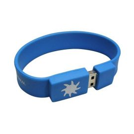Wristband Flash Drive USB